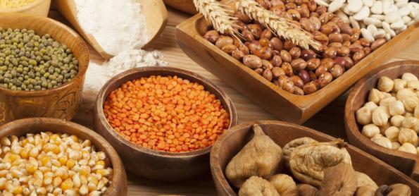Chuva colabora para o desenvolvimento de grãos no Brasil
