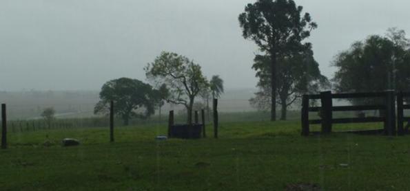 Mato Grosso do Sul tem chuva volumosa nos próximos dias