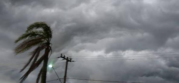 Chuva aumenta de novo em Santa Catarina e no Paraná
