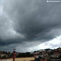 Pouca chuva na Região Sul