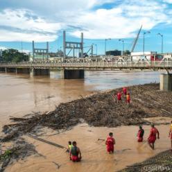 Chuva não dá trégua ao Norte do Brasil