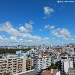 Sol e tempo firme no Sul do Brasil