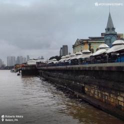 Chuva forte no Amazonas, Roraima e Pará