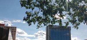 Domingo de muito sol em São Paulo