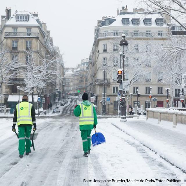 Frio na Europa já matou 46 pessoas