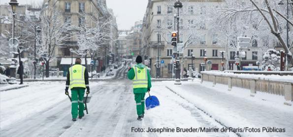 Onda de frio na Europa mata ao menos 41 pessoas