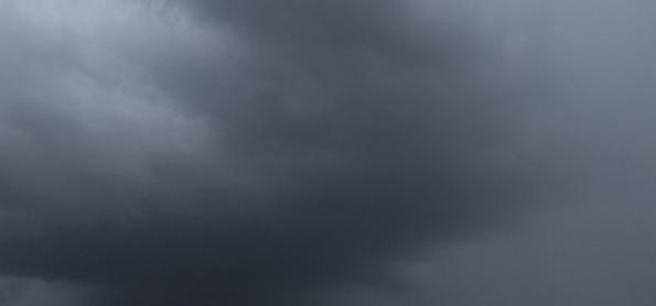 Fim de semana de chuva forte no Nordeste