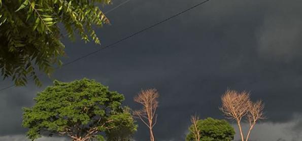ZCIT espalha nuvens sobre o Nordeste