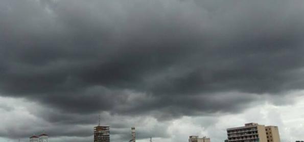 Previsão de muita chuva para MT, GO e DF