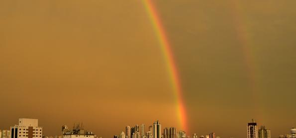 Chuva nas capitais brasileiras na primeira quinzena de fevereiro