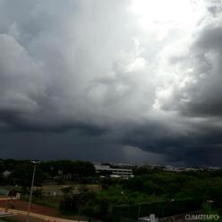 Fim de semana terá chuva forte e volumosa no Centro-Oeste