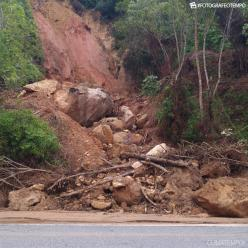 Litoral de SP e do sul do RJ voltam a sofrer com chuva extrema