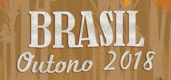 Brasil - tendência para o outono 2018