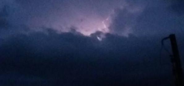 Sul do BR em alerta para tempestades no fim de semana