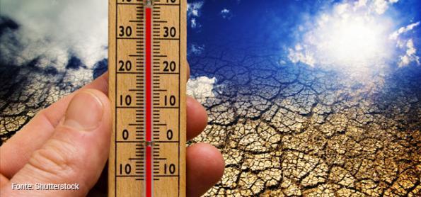 Brasil tem novas médias climatológicas