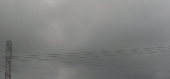 Litoral de SP e RJ em alerta para chuva forte