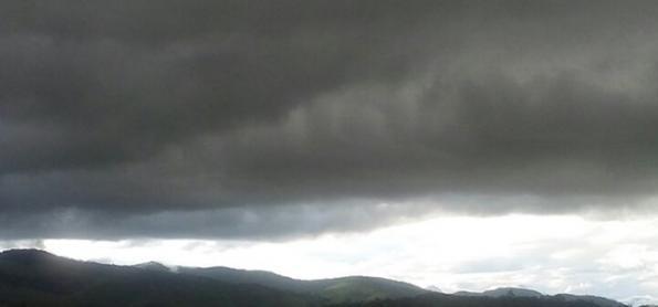 Risco de chuva forte nos estados do Sudeste
