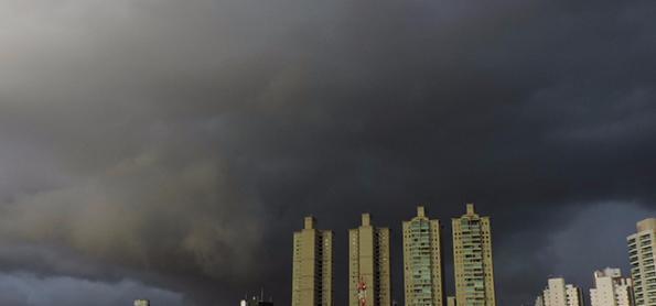 Semana começa quente em São Paulo