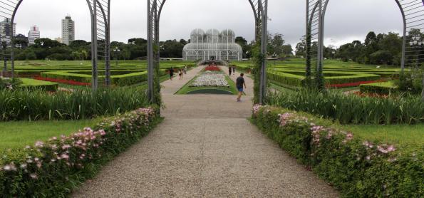 Conheça o trabalho ambiental do Jardim Botânico de Curitiba