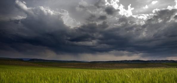 Chuva pode prejudicar trabalhos de campo em grande parte do BR