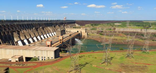 Mudanças climáticas podem acabar com hidrelétricas?