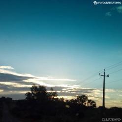Ar fica mais seco sobre o Sul do Brasil