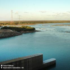 Período úmido no reservatório de Sobradinho chega ao fim