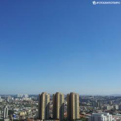 São Paulo mais quente e seco