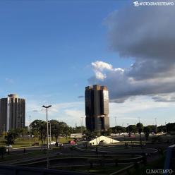 Recorde de baixa temperatura em Brasília e em Vitória