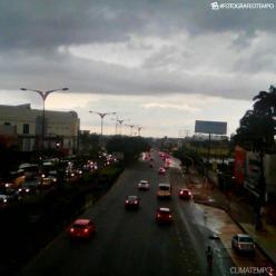 Belém acumula mais de 100 milímetros de chuva em 24h