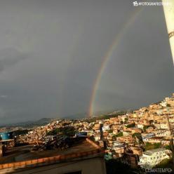 Cidades de SP e de MG registram mais de 100 mm de chuva em 24h