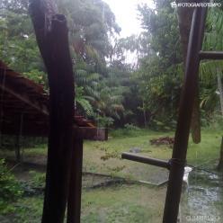 Chuva não para no Norte do Brasil