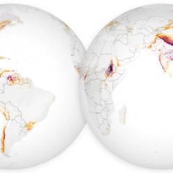 Novo satélite ajuda a monitorar deslizamentos de terra pelo mundo