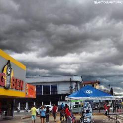 Risco de temporais continua alto para o Norte do Brasil