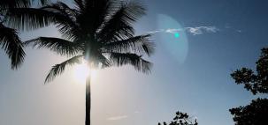 Fim de semana quente no Sul do Brasil