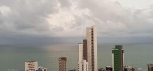 Recife, João Pessoa e Natal em alerta para chuva forte nesta quarta