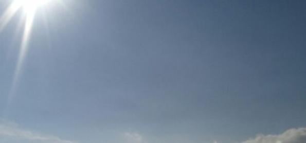Calor predomina no BR no fim de semana prolongado de 1º de maio