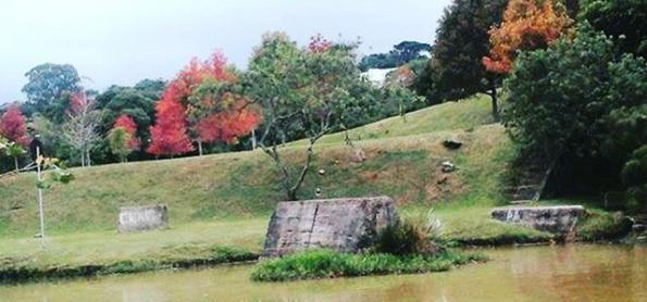Abril muito seco em Curitiba