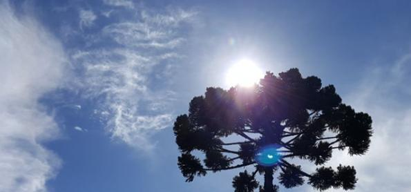 Sudeste tem fim de semana de sol