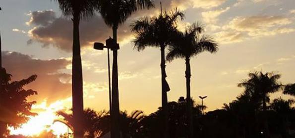 Estado de São Paulo terá semana seca e quente