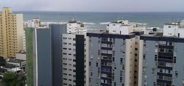 Chuva aumenta na região de Salvador