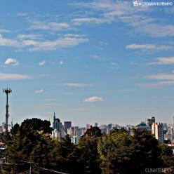 São Paulo bate recorde de frio e com temperatura abaixo de 10°C
