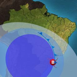 Segunda quinzena de maio terá ar polar forte para o Brasil