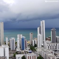 Muita chuva para o litoral da Bahia