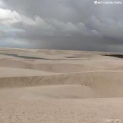 Mais chuva no litoral do Nordeste