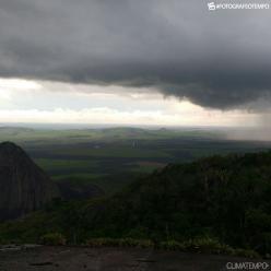 Volta a chover no Rio de Janeiro