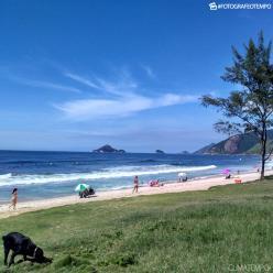 Fim de semana com sol no Rio