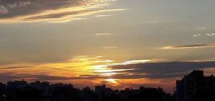 Frio aumenta em Porto Alegre e em Curitiba com novos recordes