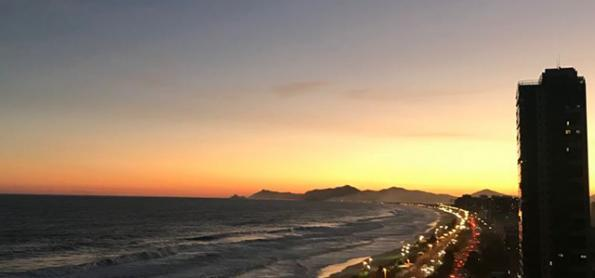 Rio de Janeiro bate recorde de frio com temperatura de 10°C