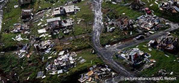 Furacão Maria causou mais de 4,6 mil mortes em Porto Rico